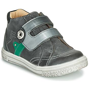 Chaussures Garçon Baskets montantes Catimini BICHOU Gris. Enregistrer.  Soldes 00d35402a5c7