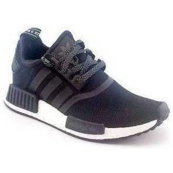 Chaussures Femme Baskets mode adidas Originals BASKET NMD_R1 NOIR