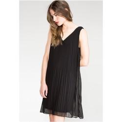 Vêtements Femme Robes courtes Minimum LISSE Noir