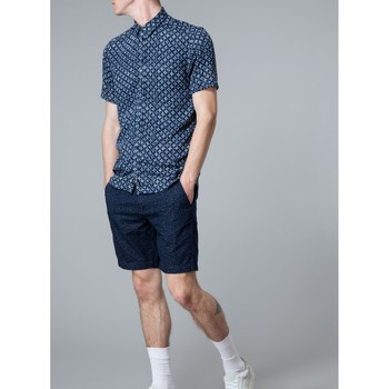 Vêtements Homme Shorts / Bermudas Minimum STROMA DARK IRIS Bleu