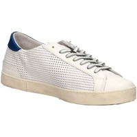 Chaussures Homme Running / trail Date HILL LOW POP PERFORE blanc