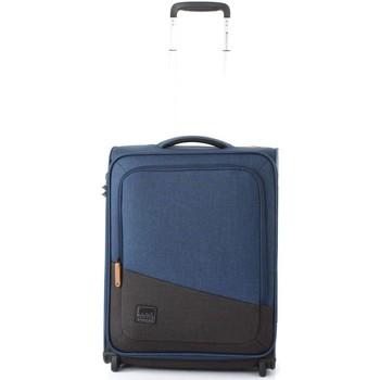 Sacs Femme Valises Rigides Roncato 414303 Bagages à main(40-55 cm) Valises NIGHT BLUE NIGHT BLUE