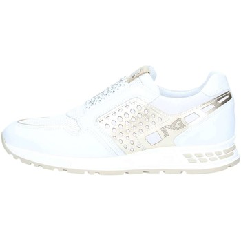Chaussures Femme Baskets basses Nero Giardini P805231D Basket Femme Skipper bianco Skipper bianco