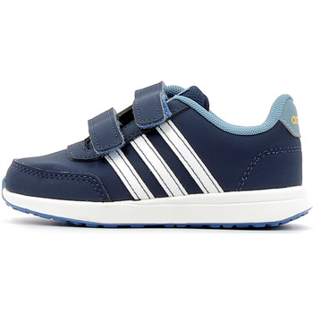 Chaussures Enfant Baskets basses adidas Performance VS Switch 2 CMF Inf Collegiate Navy / Footwear White / Raw Grey