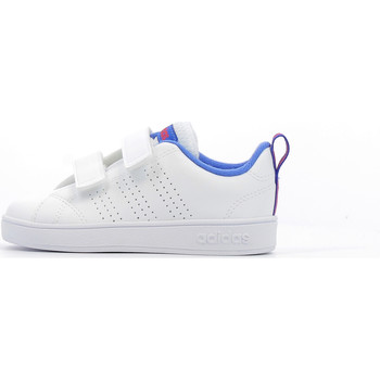 Chaussures Enfant Baskets basses adidas Performance VS Advantage Clean CMF Inf Footwear White / Blue