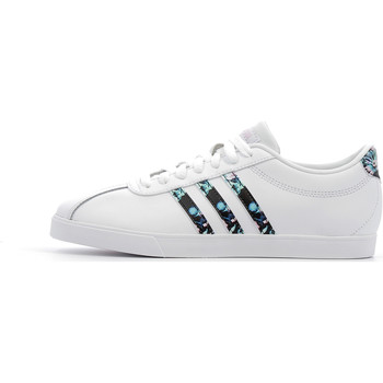 Chaussures Femme Baskets basses adidas Performance Courtset W Footwear White / Footwear White*