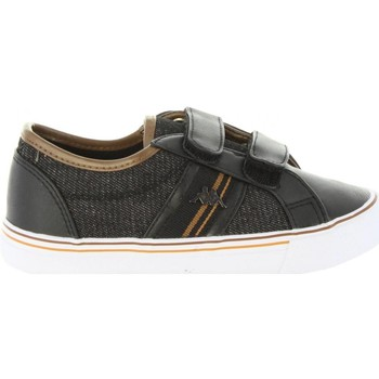 Chaussures Enfant Baskets basses Kappa 303WCW0 BENBURNT Negro