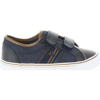 Chaussures Enfant Baskets basses Kappa 303WCW0 BENBURNT Azul