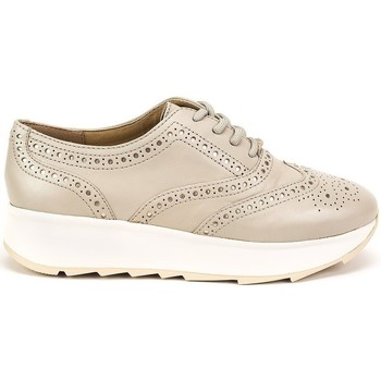 Chaussures Femme Baskets basses Geox Gendry Beige