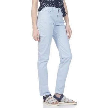 Vêtements Femme Jeans droit Armani jeans DAHLIA J18 Bleu Azur