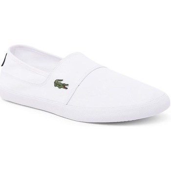 Chaussures Homme Baskets basses Lacoste MARICE BL 2 ZPT CBO Blanc