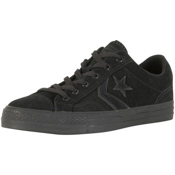 Chaussures Homme Baskets basses Converse Homme Star Player OX Trainers, Noir noir
