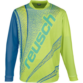 Vêtements Enfant T-shirts manches courtes Reusch Batista L/S Junior Lime Punch / Blue jewel / Classic Green