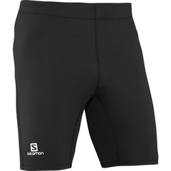 Vêtements Homme Pantalons Salomon Start Short Noir