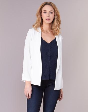 Blanc VestesBlazers Betty Vêtements London Ikarole Femme mNw8n0