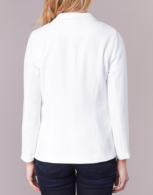 Ikarole Betty Blanc VestesBlazers Femme London bYf7mI6yvg