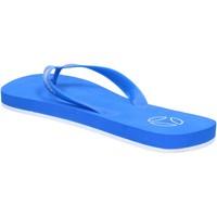 Chaussures Homme Tongs Momo DESIGN sandales bleu caoutchouc AG29 bleu