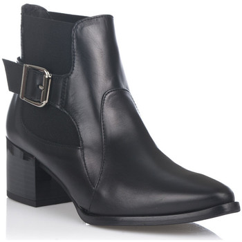 Chaussures Femme Bottines Laura Moretti Bottines LINDIA Noir