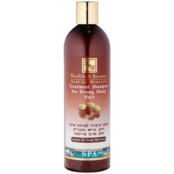 Beauté Femme Shampooings Health And Beauty - Dead Sea Min Shampoing traitant à l'huile d'argan - 400 ml parent