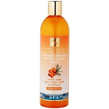 Beauté Femme Shampooings Health And Beauty - Dead Sea Min Shampoing traitant à l'huile d'argousier - 400 ml parent