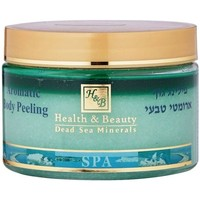 Beauté Femme Gommages & peelings Health And Beauty - Dead Sea Min Peeling corporel aromatisé au kiwi - 450 gr Autres