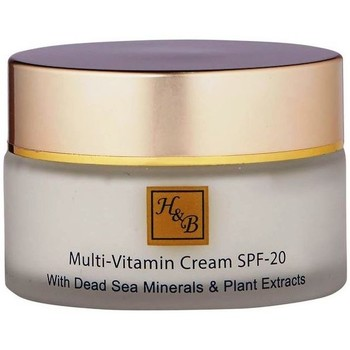 Beauté Femme Anti-Age & Anti-rides Health And Beauty - Dead Sea Min Crème multi-vitaminée SPF20 - 50 ml parent