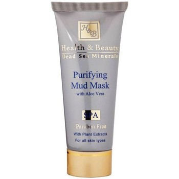 Beauté Femme Masques & gommages Health And Beauty - Dead Sea Min Masque de boue purifiant à l'aloe vera - 100 ml parent