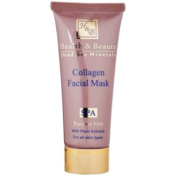 Beauté Femme Masques & gommages Health And Beauty - Dead Sea Min Masque raffermissant au collagène - 100 ml Autres