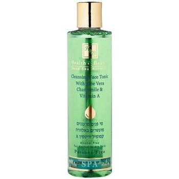 Beauté Femme Démaquillants & Nettoyants Health And Beauty - Dead Sea Min Tonique visage à l'aloe vera et camomille - 250 ml Autres