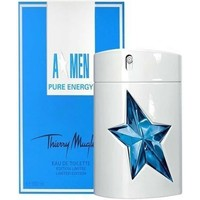 Beauté Homme Eau de toilette Thierry Mugler Eau de toilette A Men Pure Energy - 100 ml parent