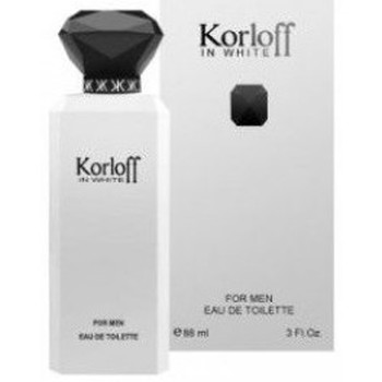 Beauté Homme Eau de toilette Korloff Eau de toilette  In White 88 ml parent