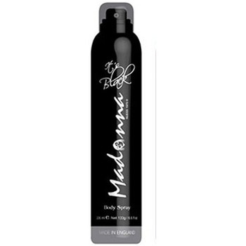 Beauté Femme Déodorants Madonna Déodorant spray  It's Black 200 ml parent