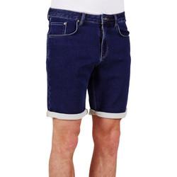 Vêtements Homme Shorts / Bermudas Minimum SAMDEN Bleu Foncé