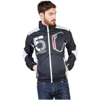 Vêtements Homme Sweats Geographical Norway - Veste homme Calife bleu marine Bleu