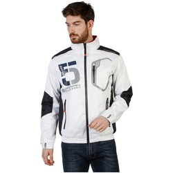 Vêtements Homme Sweats Geographical Norway - Veste homme Calife blanc Blanc