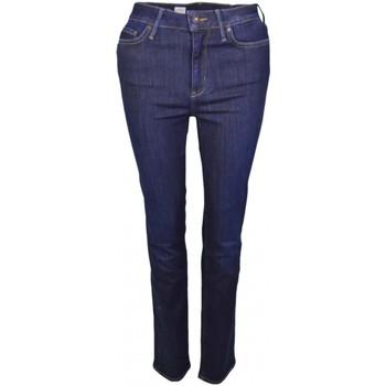 Vêtements Femme Jeans droit Tommy Hilfiger Jean  Lisbon bleu foncé pour femme Bleu