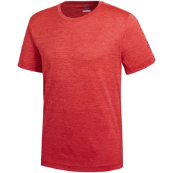 Vêtements Homme T-shirts manches courtes adidas Originals T-shirt  Freelift Gradient Rouge H rouge