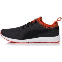 Chaussures Enfant Baskets basses Puma Carson Runner Night Camo JR Noir