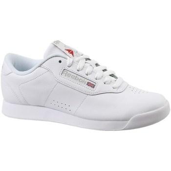 Chaussures Femme Ville basse Reebok Sport Princess blanc