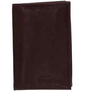 Sacs Homme Portefeuilles Arthur & Aston Porte-papiers Arthur et Aston en cuir ref_ast40389 Cognac