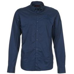 Vêtements Homme Chemises manches longues Les voiles de St Tropez ACOUPA Marine