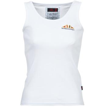Vêtements Femme Débardeurs / T-shirts sans manche Les voiles de St Tropez BLENNIE Blanc