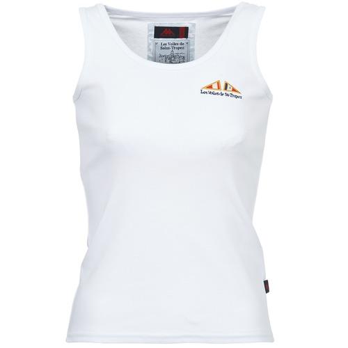 T-shirts & Polos Les voiles de St Tropez BLENNIE Blanc 350x350