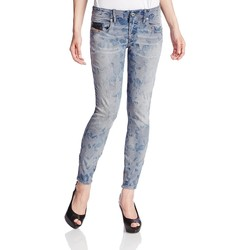 Vêtements Femme Jeans skinny Diesel GRUPEE 0606M Bleu