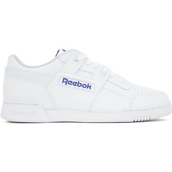 Chaussures Homme Baskets basses Reebok Sport WORKOUT PLUS blanc