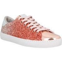 Chaussures Femme Baskets basses Victoria 26102 glitter Femme Nude Nude