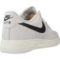 Chaussures Homme Baskets basses Nike AIR FORCE 1 07 Gris