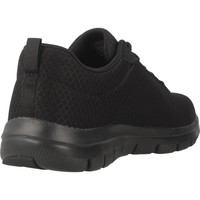 Chaussures Homme Baskets basses Skechers 52125S Noir