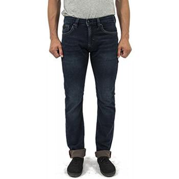 Vêtements Homme Jeans droit Kaporal Jeans Homme Krish Bleu Foncé 19