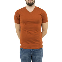 Vêtements Homme T-shirts manches courtes Lee Cooper tee shirt  003967 essy orange orange